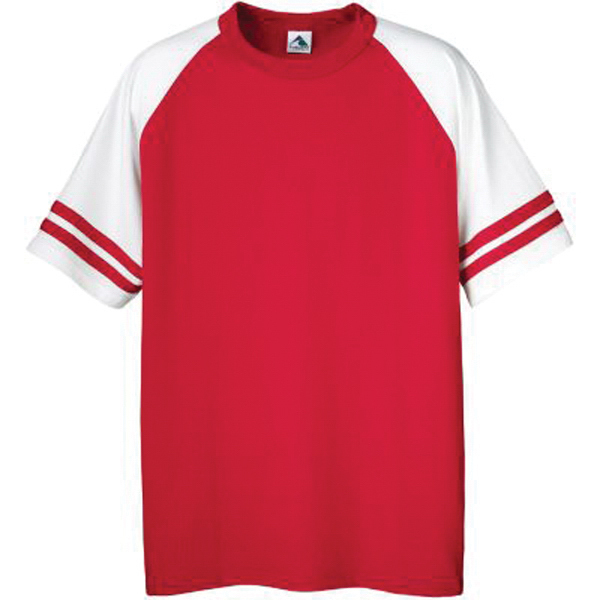 Customized Youth sleeve stripe jersey