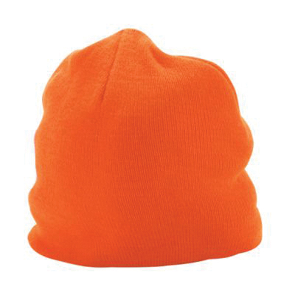 Promotional Knit beanie with two layers