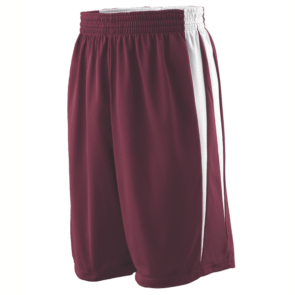 Personalized Youth reversible wicking game shorts