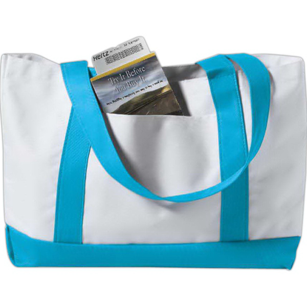 "Promotional Liberty Bags ""P and O Cruiser"" Tote Bag"