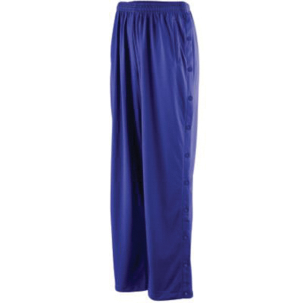 Promotional Youth brushed tricot tearaway pants
