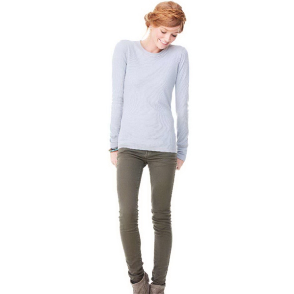 Promotional Bella + Canvas Women's Long Sleeve Thermal Tee