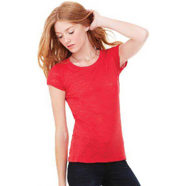 Promotional Bella + Canvas Women's Burnout Tee