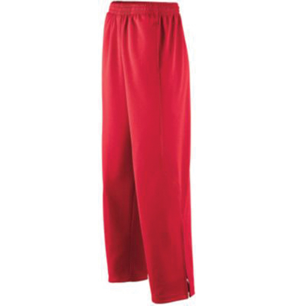 Printed Youth double knit pants with heat sealed label