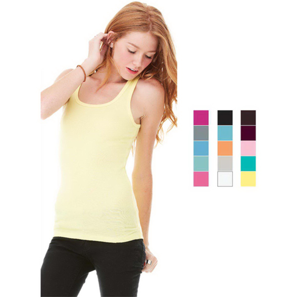 Promotional Bella + Canvas Women's Sheer Rib Tank