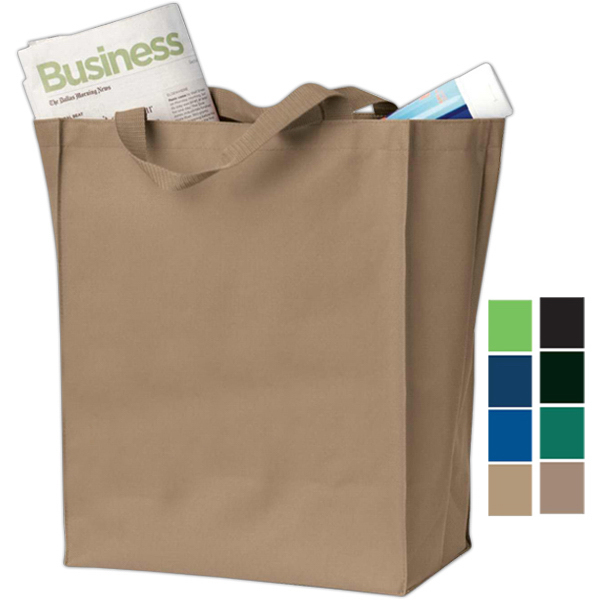 Personalized Thousand Oaks recycled shopping bag