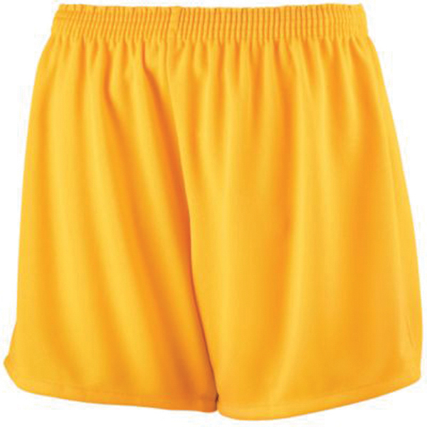 Customized Youth longer length polyester shorts