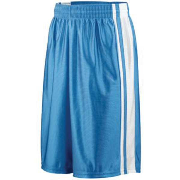 Promotional Youth striped dazzle shorts