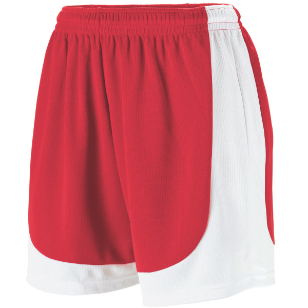 Personalized Girls wicking mesh shorts