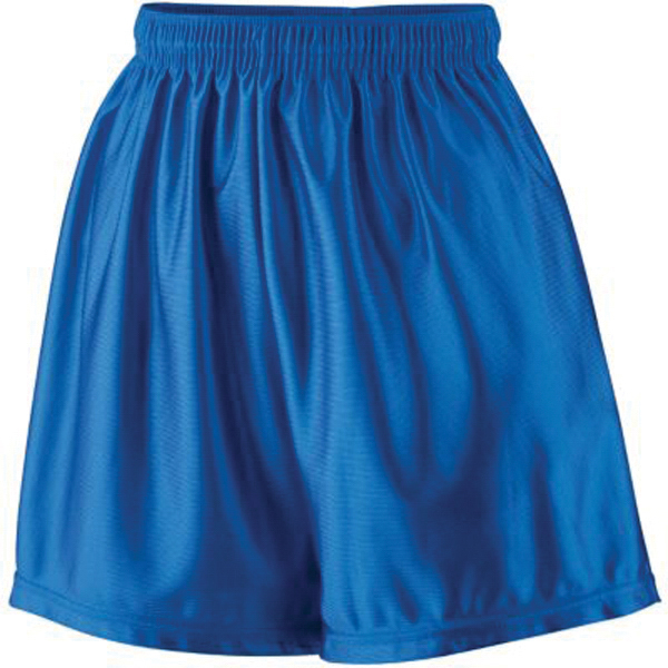 Imprinted Girls' dazzle shorts