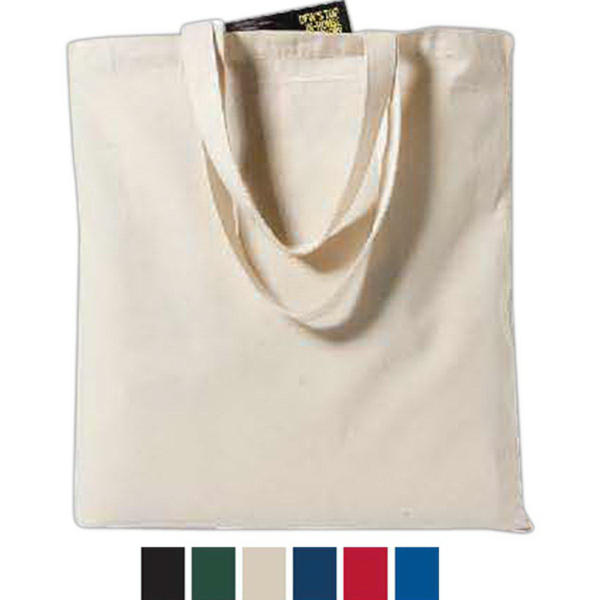 Customized Liberty Bags Amy Cotton Canvas Tote
