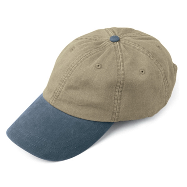 Personalized Adams Optimum Two-Tone Cap