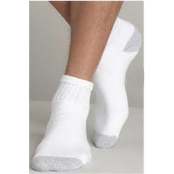 Imprinted Gildan Men's Ankle Socks