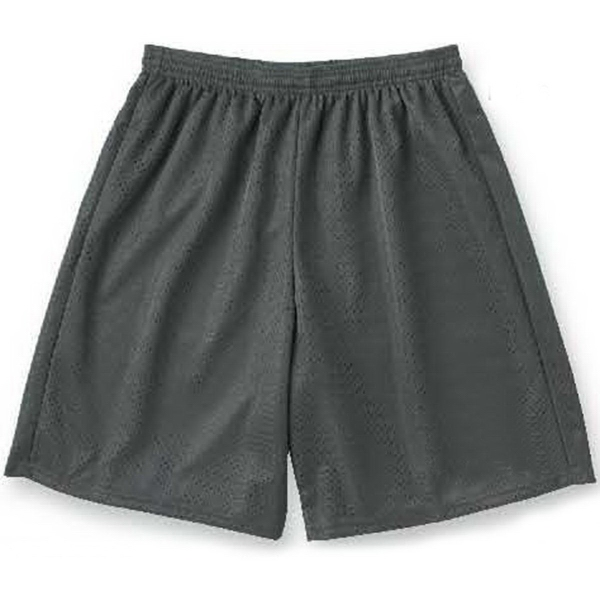 Personalized A4 Lined Tricot Mesh Shorts