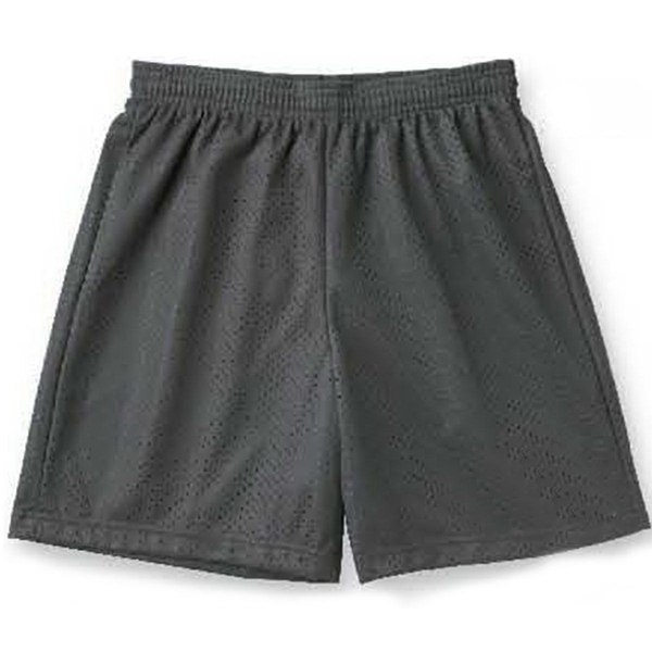 Custom A4 Youth Lined Tricot Mesh Shorts