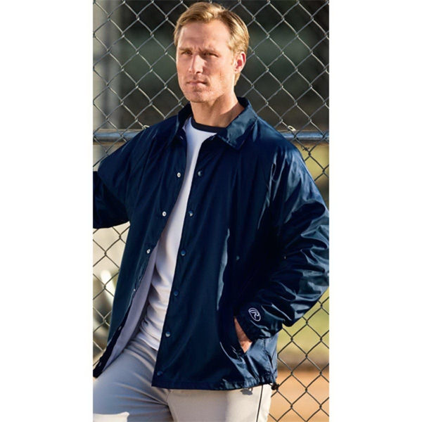 Custom Rawlings Coaches Jacket