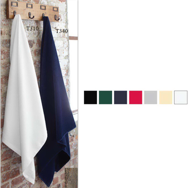 Custom Towels Plus (R) by Anvil Mid-Weight Beach Towel