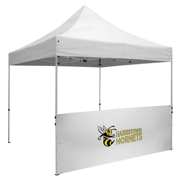 Imprinted ShowStopper 10' Tent Half Wall Kit