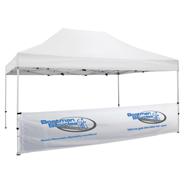 Promotional ShowStopper Deluxe 15' Tent Half Wall Kit
