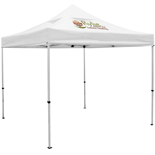Custom ShowStopper Premium 10' Tent with Vented Canopy