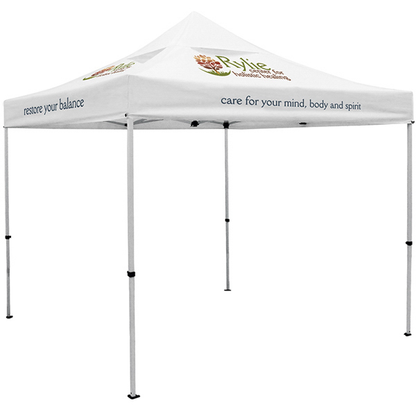 Printed ShowStopper Premium 10' Tent with Vented Canopy