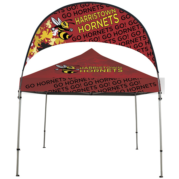 Promotional Marquee Tent Banner Kit