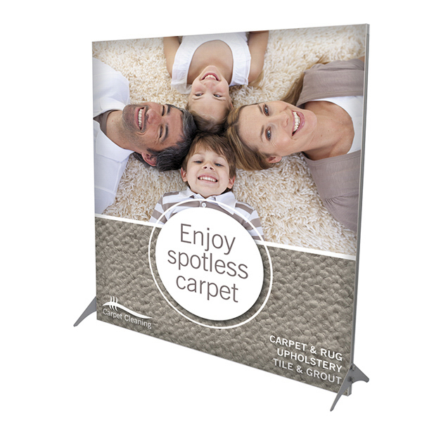 Promotional Impress Fabric Display Kit - Single-Sided