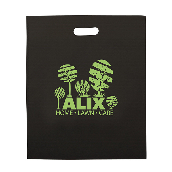 Custom Non-Woven Die-Cut Bag