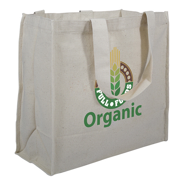 Promotional Recycled Cotton Tote