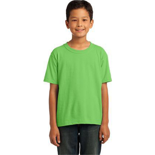Custom Fruit of the Loom (R) Youth Heavy Cotton T-Shirt
