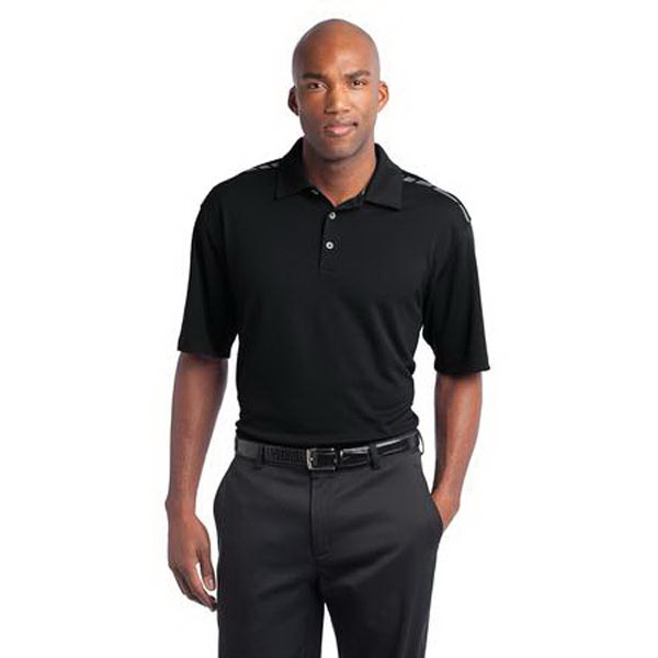 Custom Nike Golf Dri FIT Graphic Polo