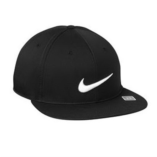 Printed Nike Golf Flat Bill Cap