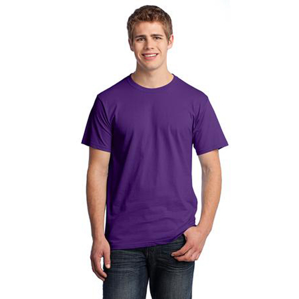 Personalized Fruit of the Loom (R) 100% Cotton T-Shirt