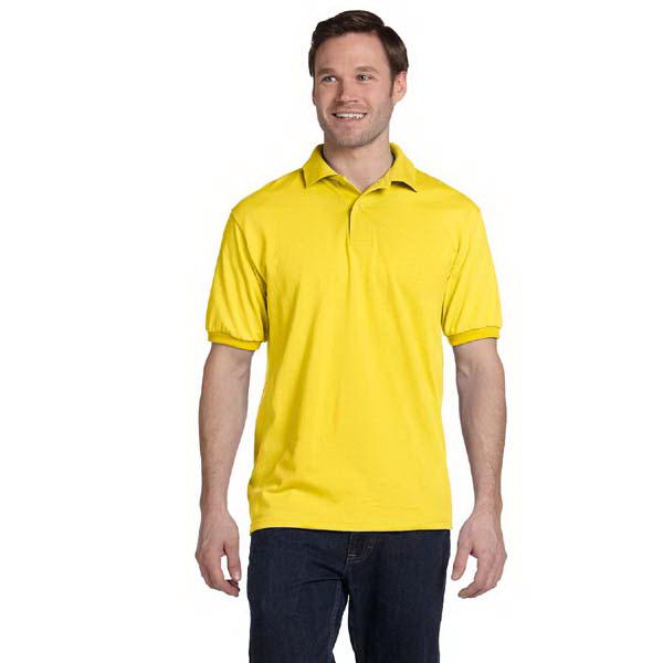 Imprinted 5.5 oz. 50/50 Jersey Knit Polo
