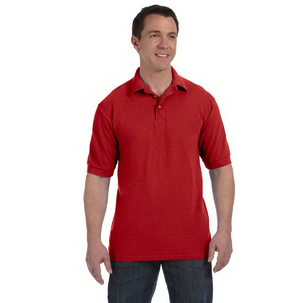 Customized Men's 7 oz. Cotton Pique Polo