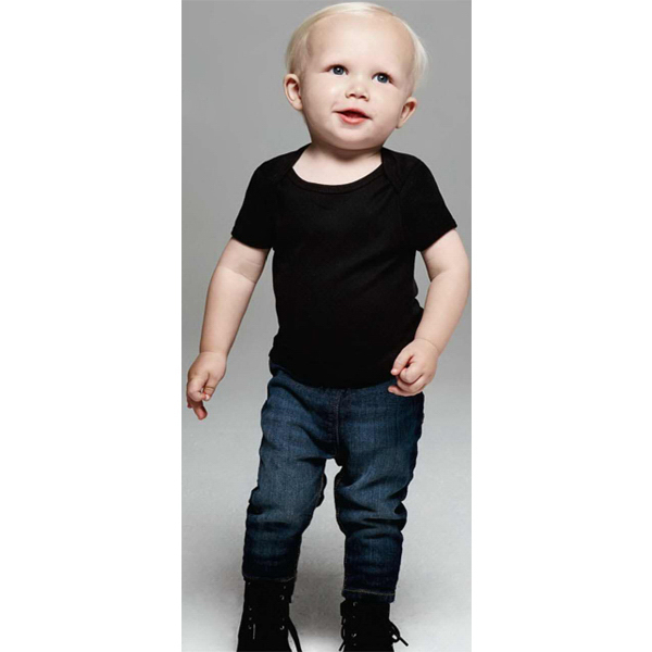 Promotional Infant 5.8 oz. Baby Rib Short Sleeve t-shirt