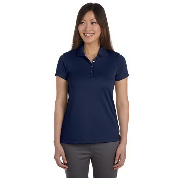 Printed Ladies' Performance Golf Pique Polo