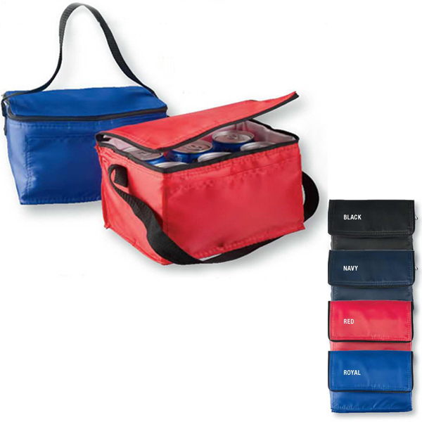Personalized Liberty Bags Value 6-Pack Cooler