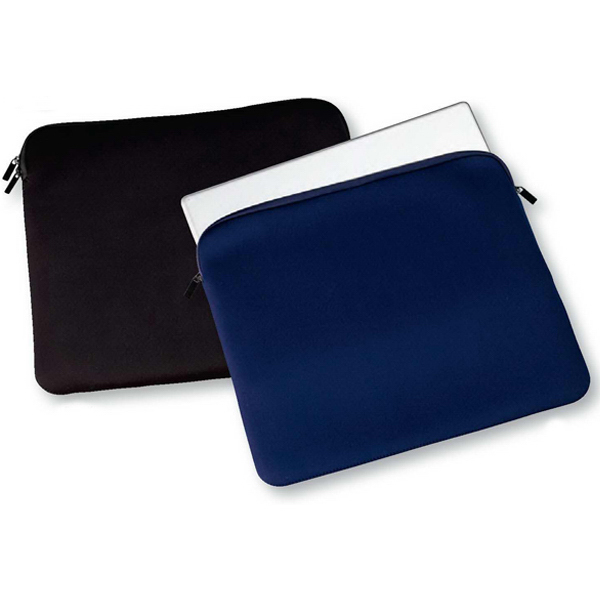 "Custom 15"" neoprene laptop holder"