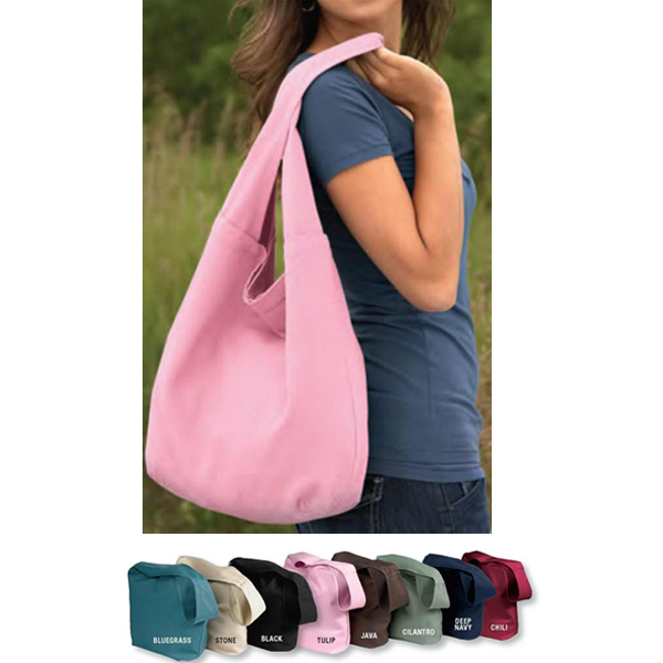 Customized Direct Dyed Sling Bag