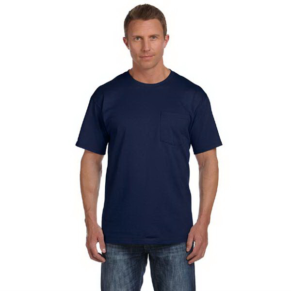 Promotional 5 oz 100% Heavy Cotton HD (TM) Pocket T-Shirt