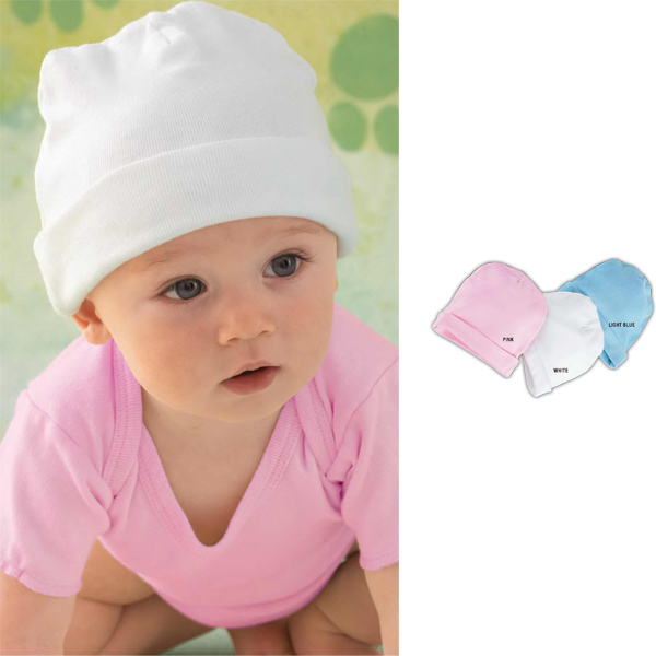 Personalized Infant 5 oz. Baby Rib Cap