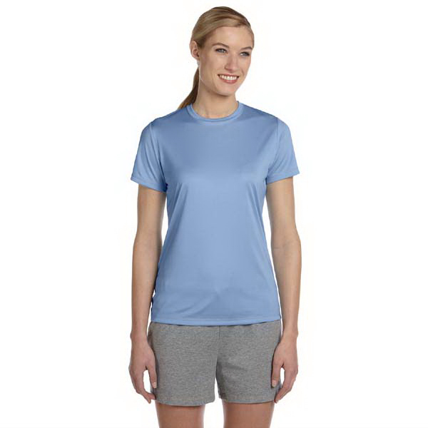 Custom Hanes Ladies' 4 oz. Cool Dri (R) T-Shirt