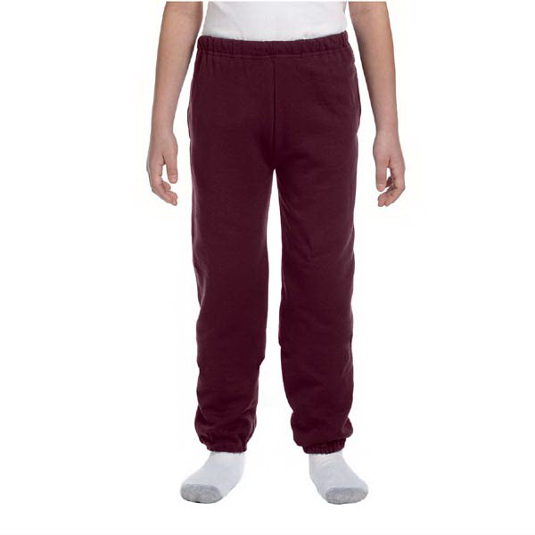 Imprinted Youth 9.5 oz. Super Sweats (R) 50/50 sweat pants