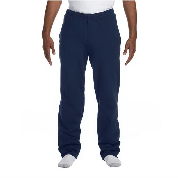 Promotional 8 oz. Best (TM) 50/50 Fleece Pant with Mesh Pockets
