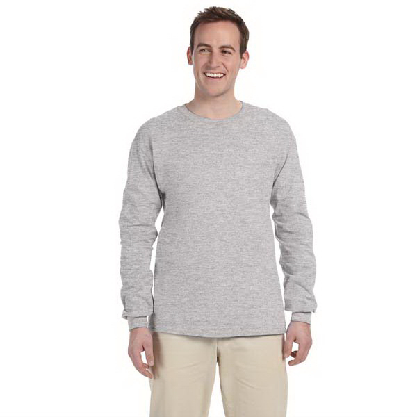 Promotional 5.2 oz., ComfortBlend (R) EcoSmart (R) Long Sleeve T-Shirt
