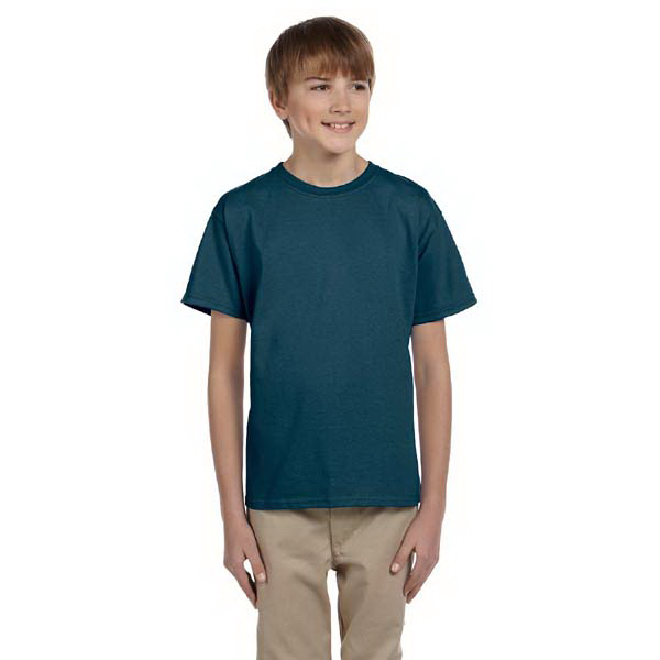 Customized Youth 5.5 oz., 50/50 ComfortBlend (R) EcoSmart (TM) T-Shirt