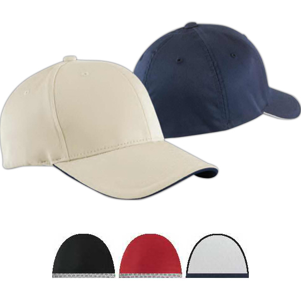 Personalized Flexfit(R) Cool and Dry(R) Sandwich Cap