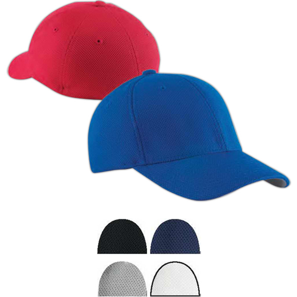 Customized Flexfit(R) Cool and Dry(R) Pique Mesh Cap