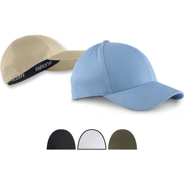 Imprinted Organic Brushed Twill Low Profile Cap